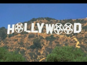 Hollywood Pentagrams