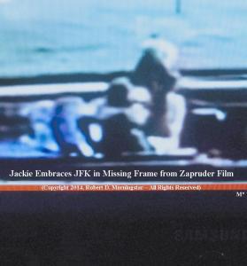 jackie embraces jfk for last time - morningstar enh