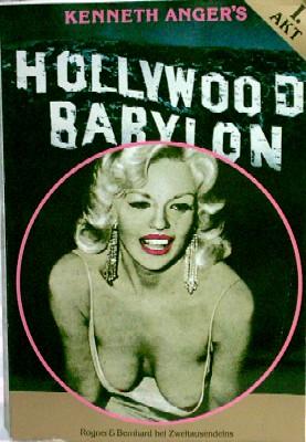 Jayne Mansfield Hollywood Babylon