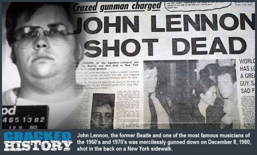 Mark Chapman - john-lennon-killed-on-dec-8-1980