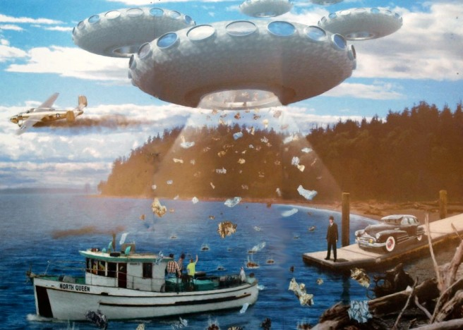 Thoughts on maury.island.ufo1947