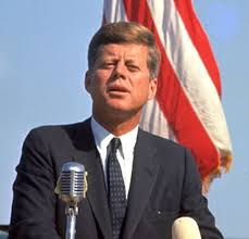 JFK - American Flag