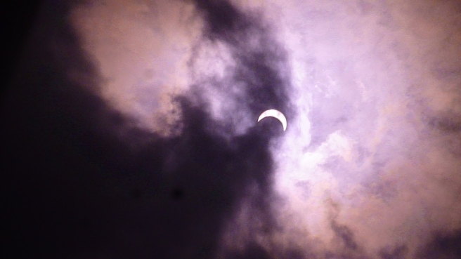 Morningstar - America's Eclipse over NYC 8-21-2017 (1)
