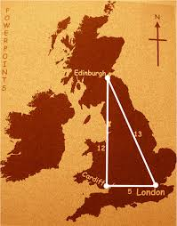 Numbers Behaving Badly 3; Plimpton 322 Overlays The Map Of Britain