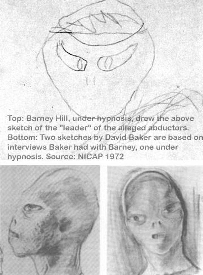 Exploring Sacred Betty-Barney-Hill-Grey