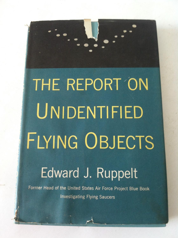 Captain Ruppelt book eabd223ad729029d65dcb889aa559217