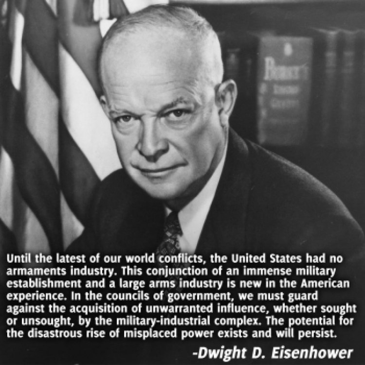 The Eyes of Photos Extra Eisenhower military industrial complex--dwight eisenhower.preview
