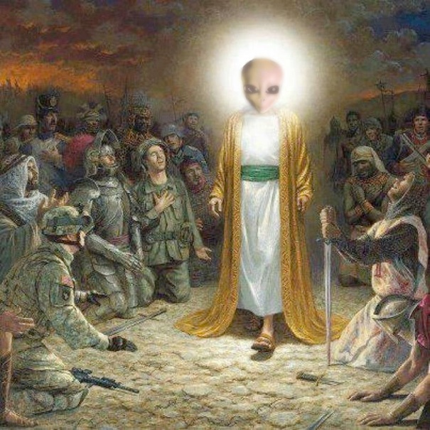 David Icke Alien_Jesus
