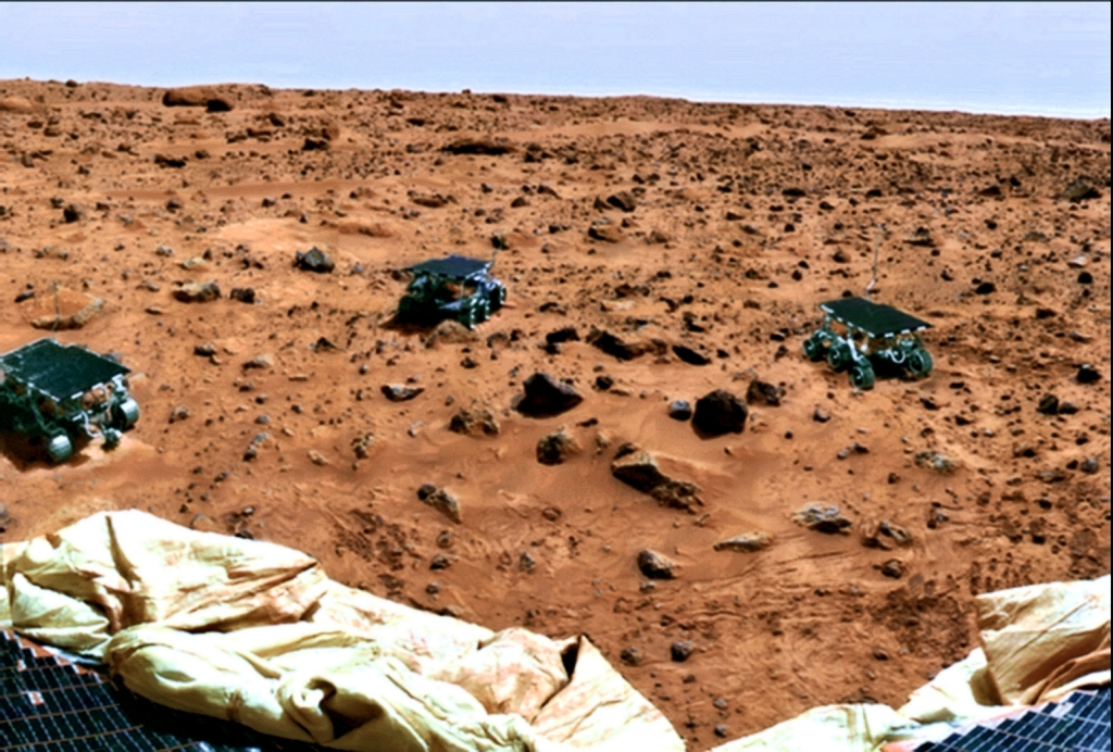 The Mars Pathfinder and Viking Missions to Mars – A Photo Comparison Pf-impmania
